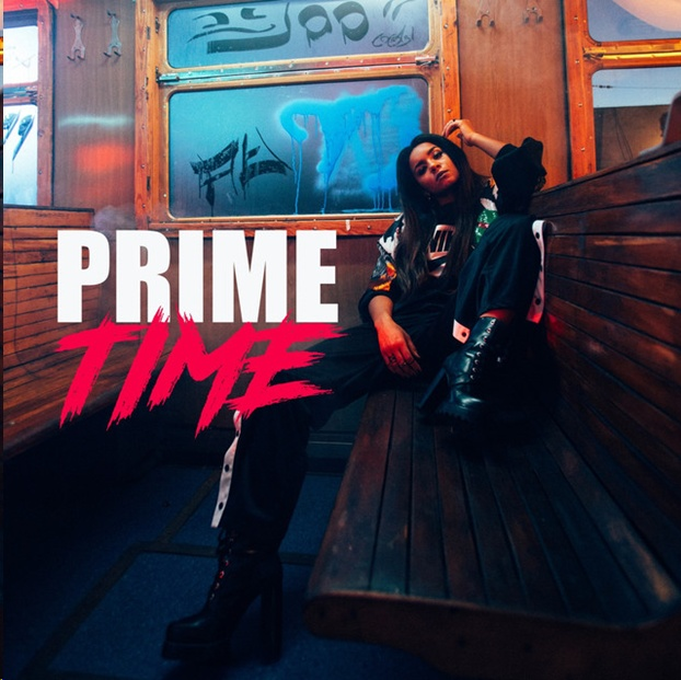 Стиль для клипа Aminata на песню Prime Time