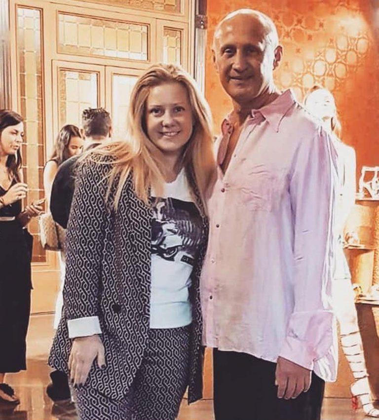 Чезаре Касадей креативный директор Casadei, на неделе моды в Милане FW, SS2019