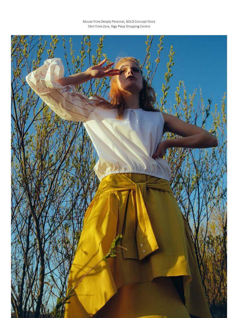 "Stailings ""Summer Trends""; Inflight Smartlynx žurnāls;"