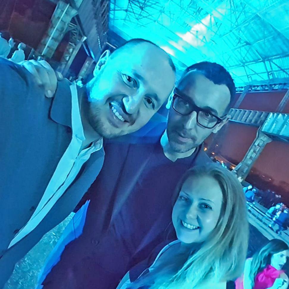 Алессандро Сартори креативный директор Ermenegildo Zegna, на неделе мужской моды, SS2020